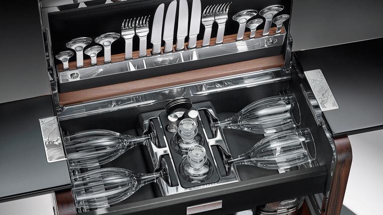 Kufer piknikowy Rolls-Royce