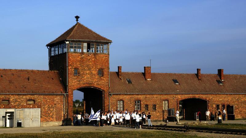 Oświęcim - Muzeum Auschwitz