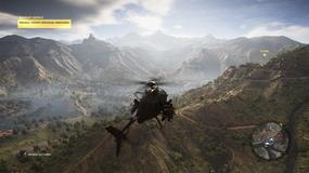 Ghost Recon: Wildlands w Wielkiej Brytanii pokonało Zeldę, For Honor i Horizon: Zero Dawn