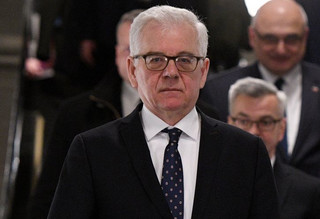 Wspólna konferencja szefów MSZ Polski i Niemiec. 'Reparacje nie są balastem'