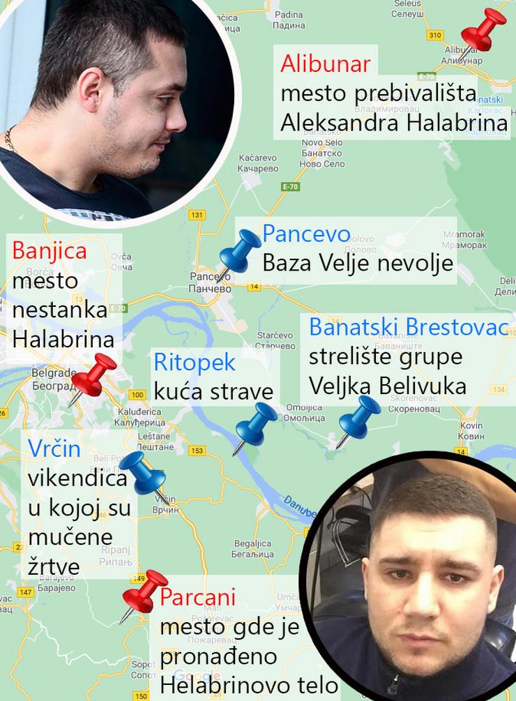 Aleksandar Halabrin ubijen je pre godinu dana, a njegova smrt još je obavijena velom misterije