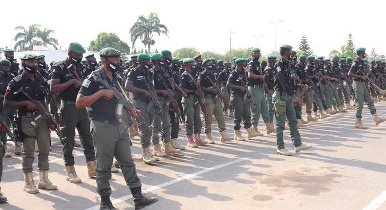 Troops of Operation Puff Adder II (image used for illustration) [NPF]