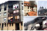 Požar u Novom Pazaru
