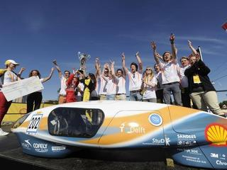 Shell Eco-marathon Europe 2015 Awards Ceremony