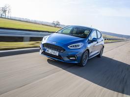 Ford Fiesta ST – trzy razy tak! | TEST