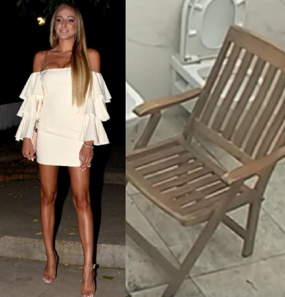 Luna i stolica