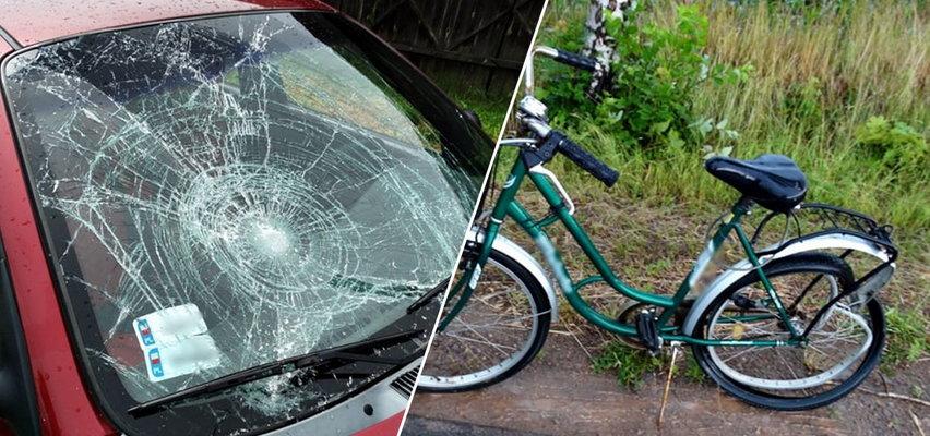 Tragedia w Somiance. Mężczyzna potrącił kobietę i odjechał. Jego ciało znaleziono w garażu. Nowe fakty