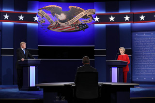 Kostrzewa-Zorbas: Debatę wygrała Clinton, Trumpowi będzie coraz trudniej