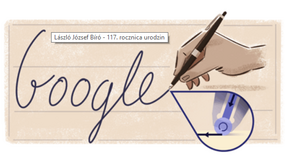 Laszlo Biro - wynalazca długopisu uhonorowany prze Google. Kim był László József Bíró?