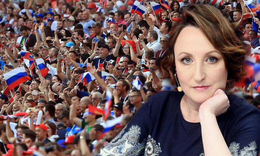 Mecz Polska-Rosja w cieniu polityki