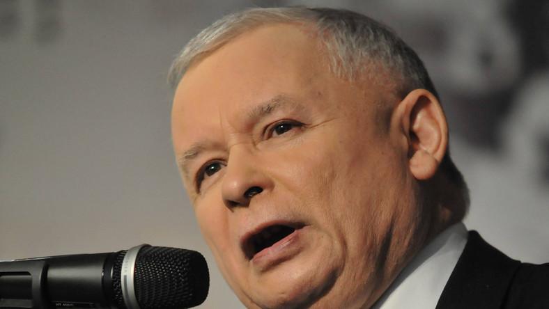 """Kaczyński mówi, kto znajduje się na """"liście zagrożonych"""""""