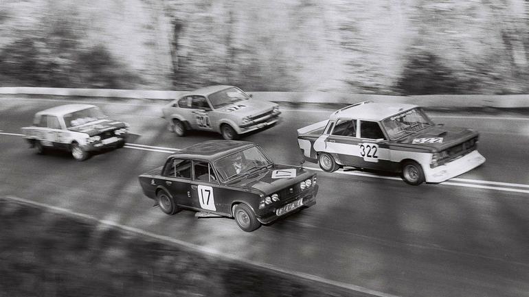 Gran turismo po polsku - Polski Fiat 125p GTJ
