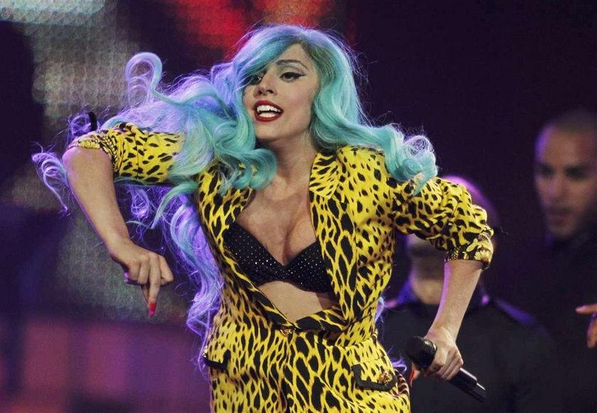 Lady Gaga wystąpi w kreskówce