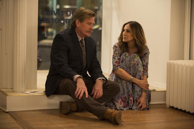 """""""Rozwód"""": kadr z serialu HBO"""