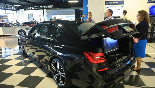 BMW i Intel stworzą autonomiczny system jazdy