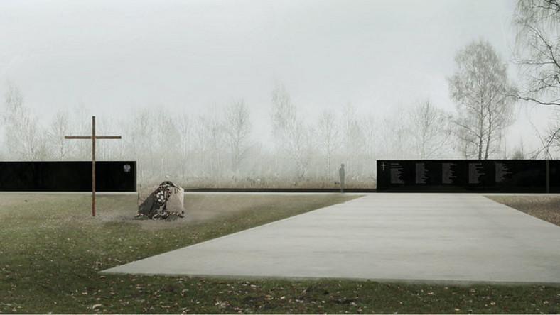 Projekt Andrzeja Sołygi, Dariusza Śmiechowskiego i Dariusza Komorka, fot. Muzeum Rzeźby Współczesnej w Orońsku