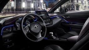 Toyota C-HR - nowy gracz na rynku