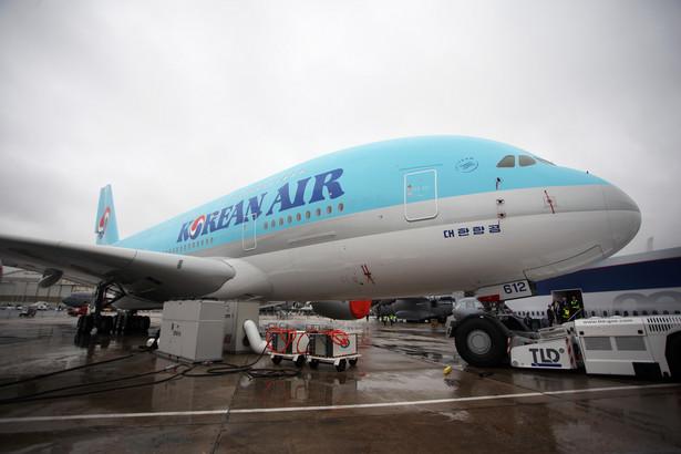 Airbus A300-800 linii Korean Air.