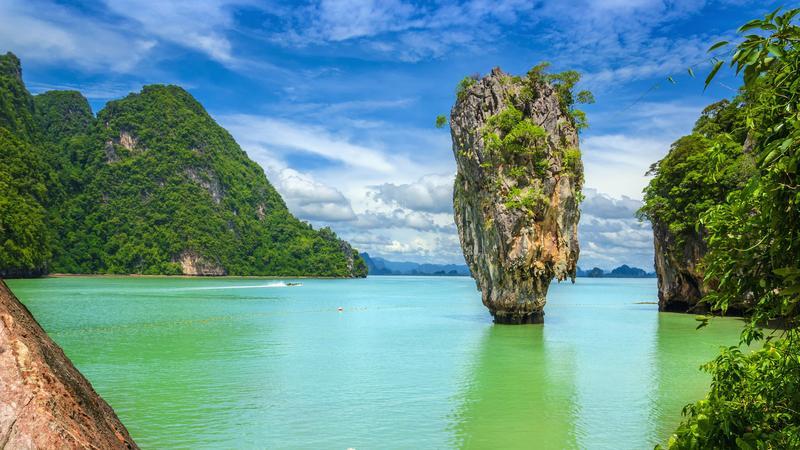 Phuket - okoliczne wyspy
