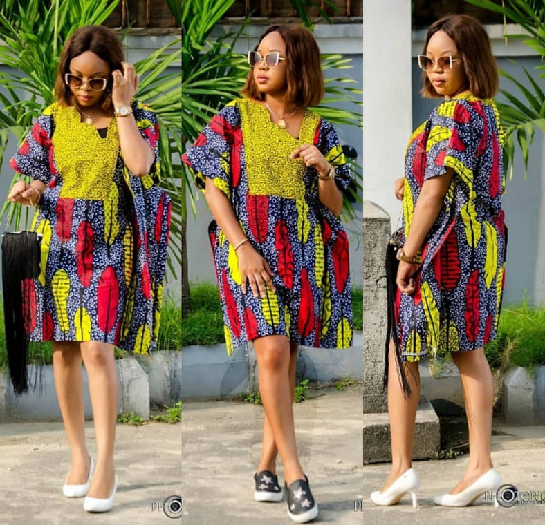 Must-have agbada ankara gowns styles for fashionable ladies  [Source: Ankarafashion.com.ng]