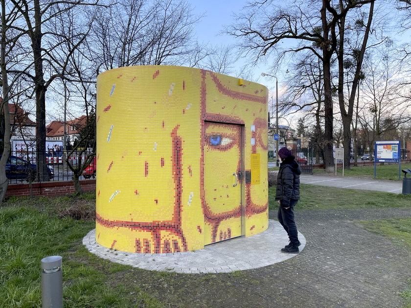 We Wrocławiu przybywa szaletów w parkach