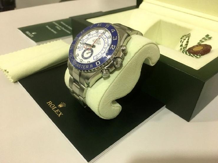 Rolex vedan skoro 1.5 miliona dinara