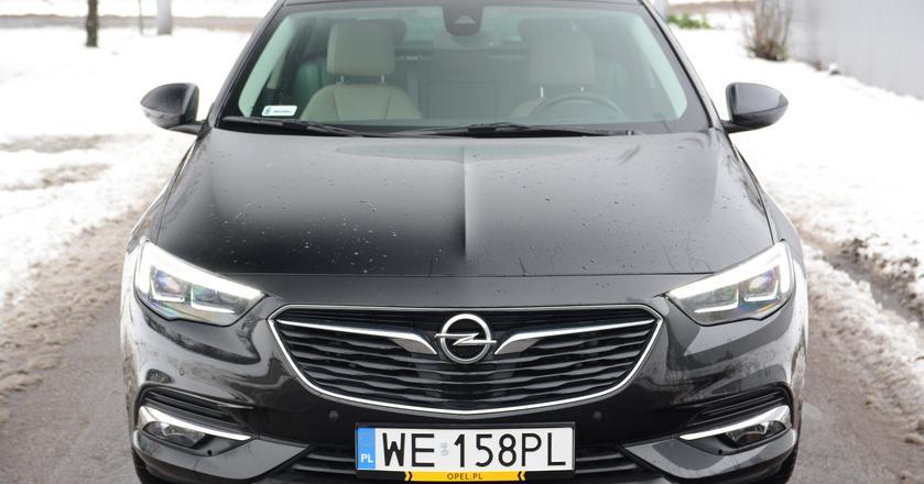 Opel Insignia Grand Sport 2.0 CDTI.