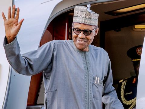 Buhari jets to US for 74th UNGA on Sunday