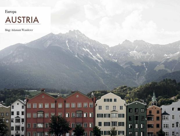 Zdaniem Uli Fiedorowicz raju nie trzeba szukać daleko. Namawia na Austrię, fot. www.adamantwanderer.com