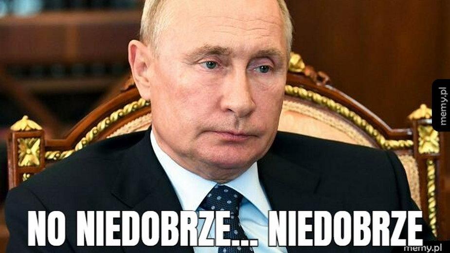 Euro 2020. Memy po meczu Rosja - Dania