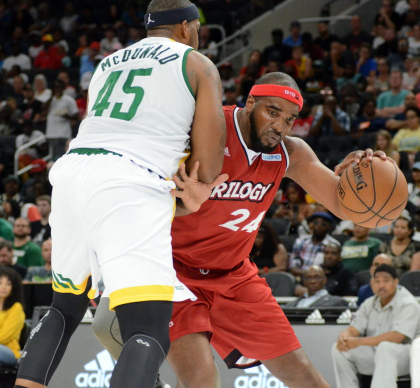 Big3 Basketball 2019: Killer 3's vs Bivouac Aug 3