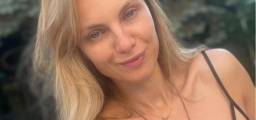 Sylwia Gliwa opala się topless! Aktorka pokazała zdjęcie bez biustonosza!