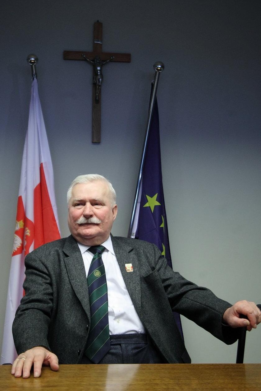 Prorocze słowa Wałęsy