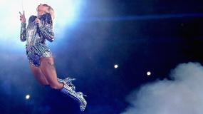 Lady Gaga na Super Bowl 2017: polityczna deklaracja oraz spektakularny show [ZDJĘCIA]
