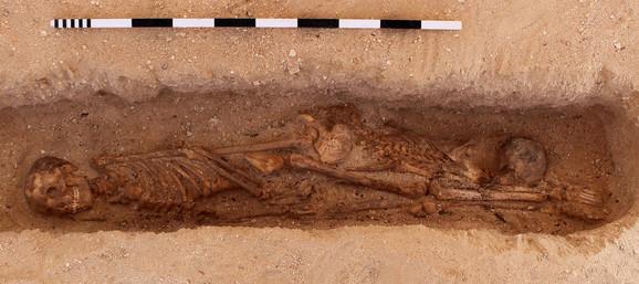 Više tela je sahranjivano u jednom grobu