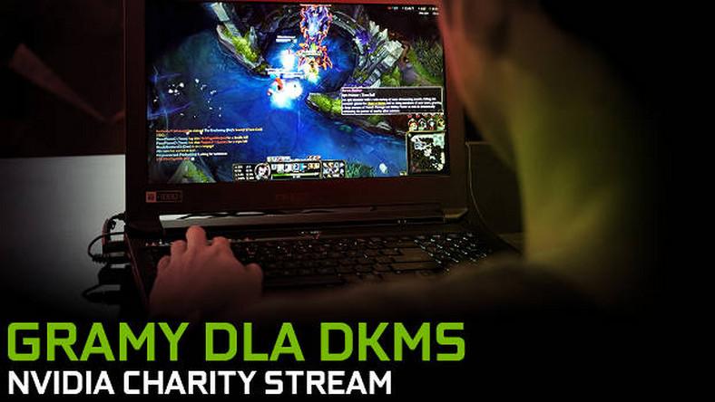Youtuberzy i artyści zagrają w ramach Nvidia Charity Stream