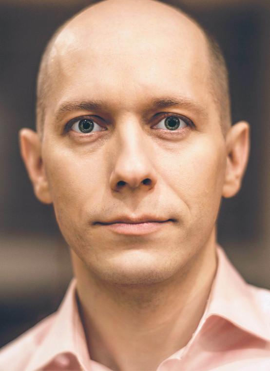 Patrycjusz Zamorski, Europe Director of Talent w kancelarii Dentons fot. Materiały Prasowe
