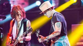 Johnny Depp na płycie z archiwalnymi tekstami Boba Dylana