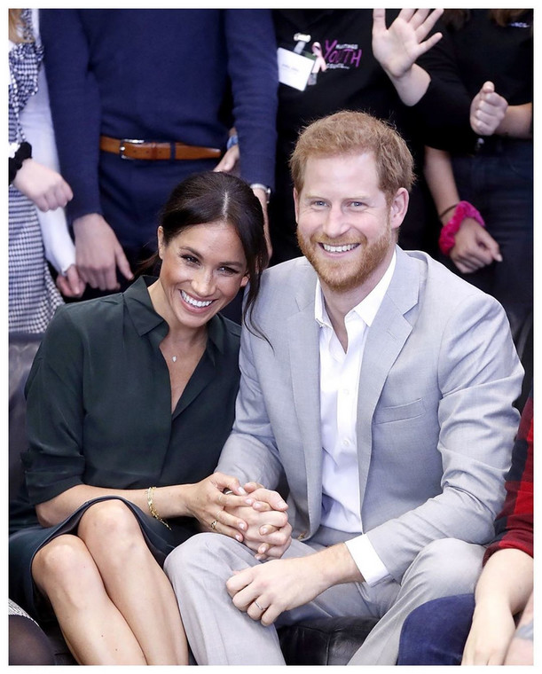 Prince Harry and Meghan Markle [Instagram/SussexRoyal]