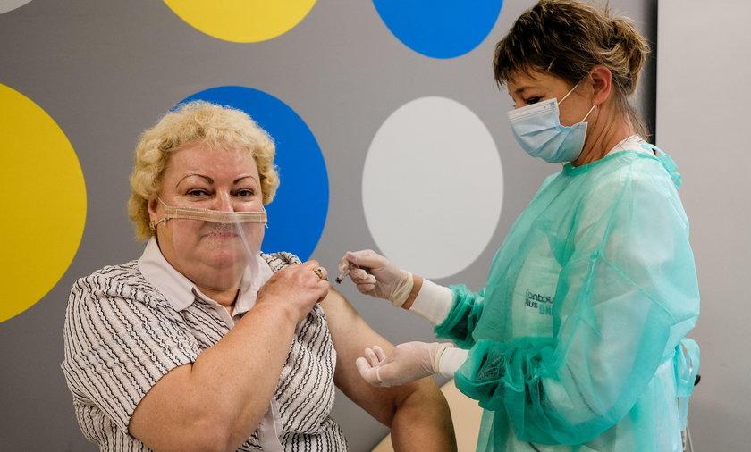 Darmowe szczepienia seniorów przeciwko grypie