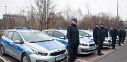 Policja nie dogoni bandytów