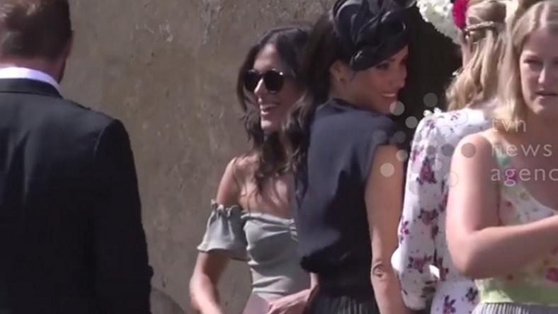 Niestosownie ubrana na ślub?