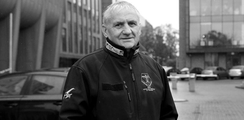 Odszedł wielki podróżnik. Romuald Koperski miał 64 lata
