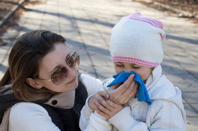 Deca od respiratornih infekcija obole četiri do sedam puta godišnje