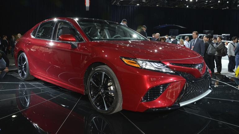 Toyota Camry – Detroit 2017