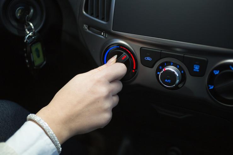 grejanje auto
