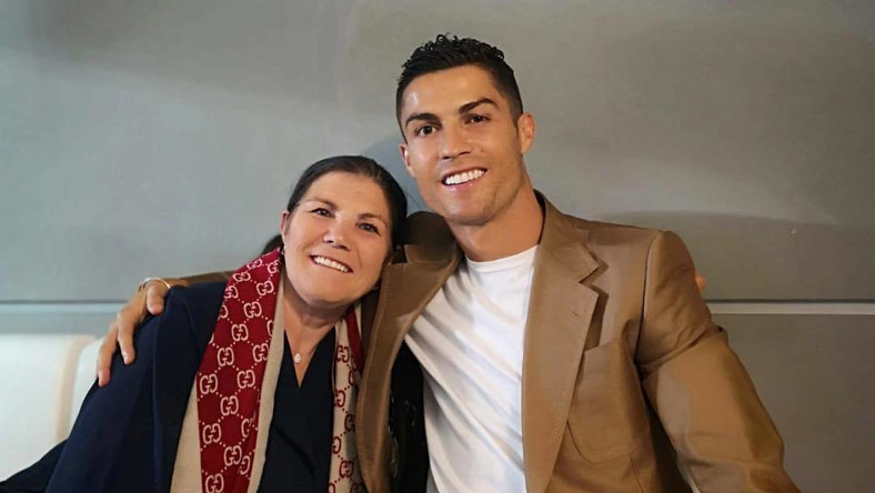 Cristiano Ronaldo has always credited his mother for success in his career [Instagram]