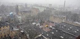 W Łodzi spadnie 10 centymetrów śniegu