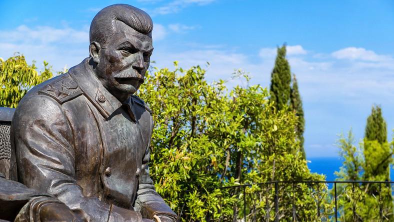 pomnik Józefa Stalina