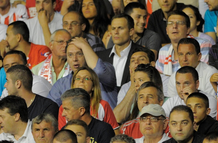 Aleksandar Vučić fudbal